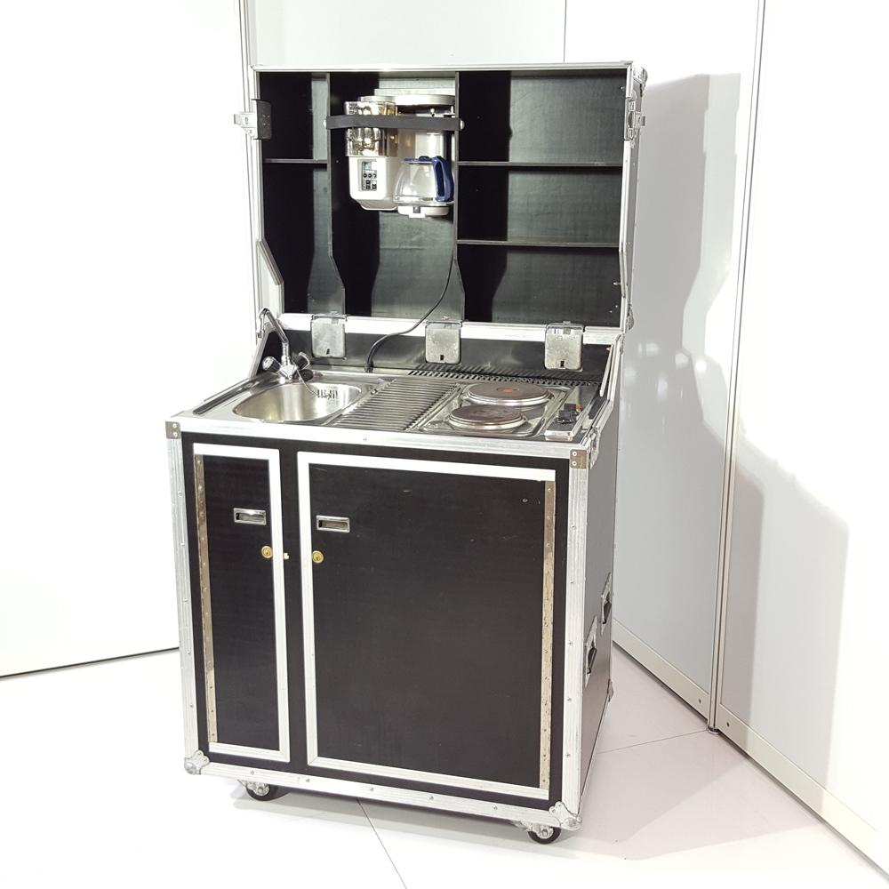 Miniküche/Kühlschrank - roots